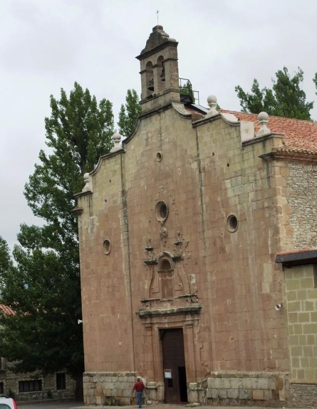 La Ermita de la Virgen de la Vega