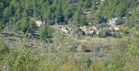 Las Olmedillas, otra aldea afectada por la construcción del pantano